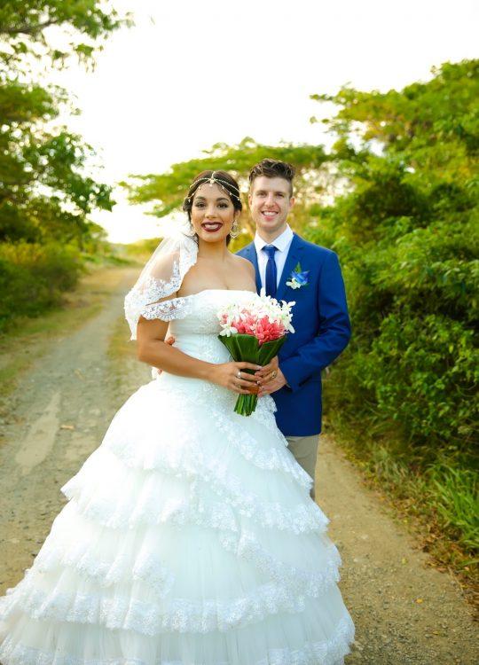 Jade & Jackson: Outrigger Fiji Beach Resort - Gallery Image