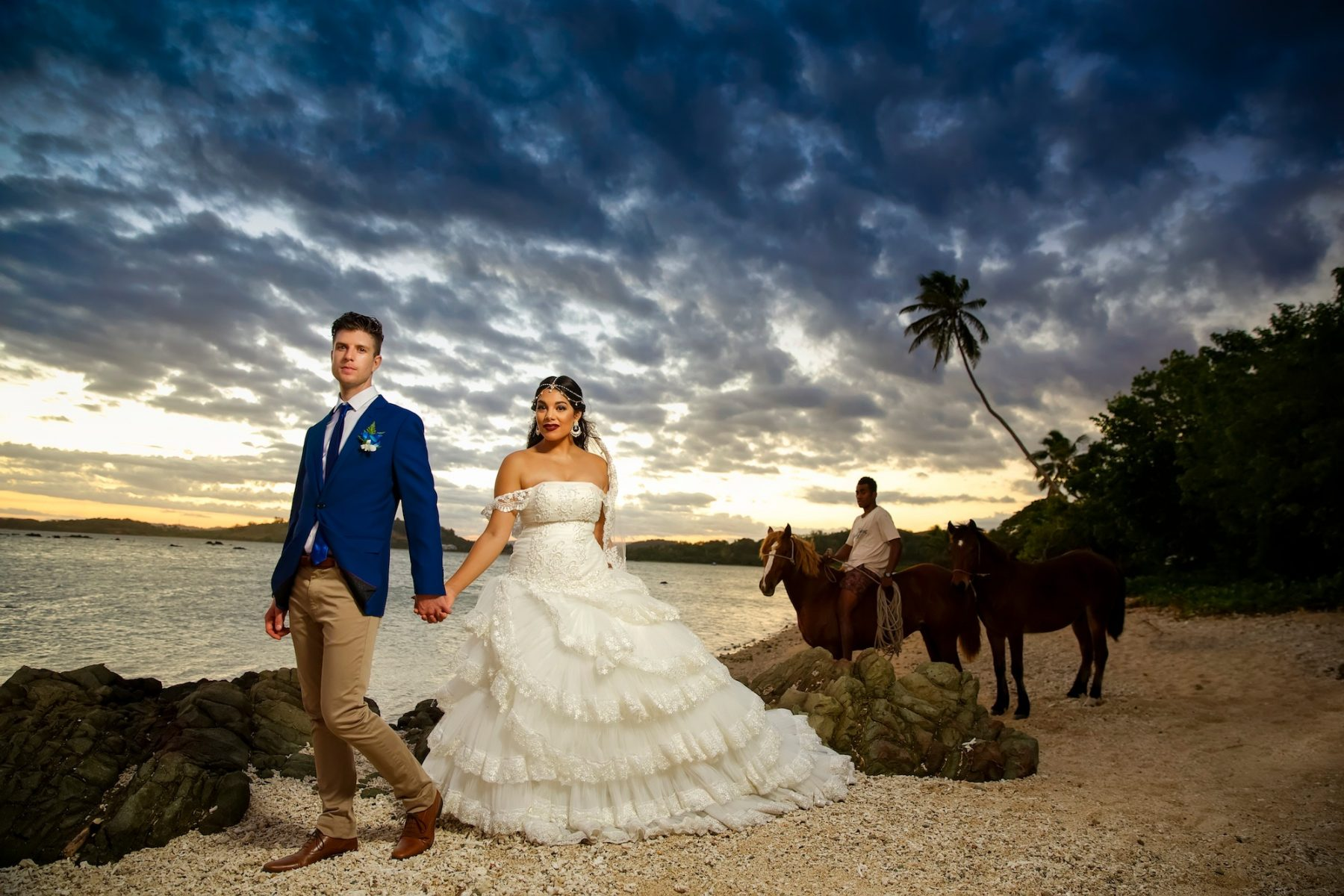 Jade & Jackson: Outrigger Fiji Beach Resort - Header Image