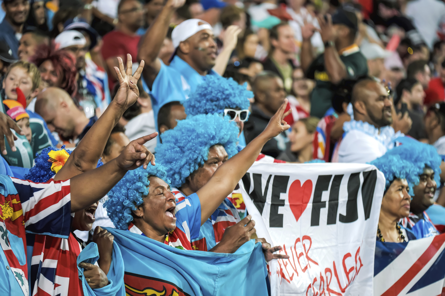 World Sevens Series for Fiji Airways - Header Image