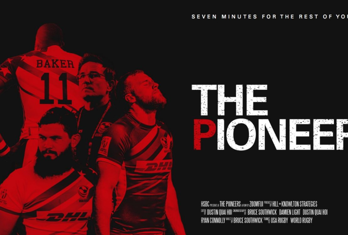 The Pioneers – Americans Changing Rugby - Teaser Image