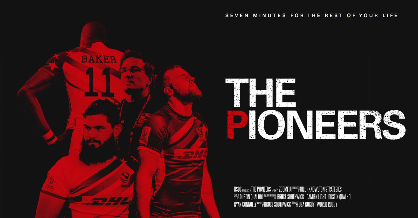The Pioneers – Americans Changing Rugby - Header Image