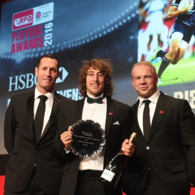 Sven Gloor, Senior Manager Global Rugby Strategy & Planning   HSBC HOLDINGS PLC HGHQ