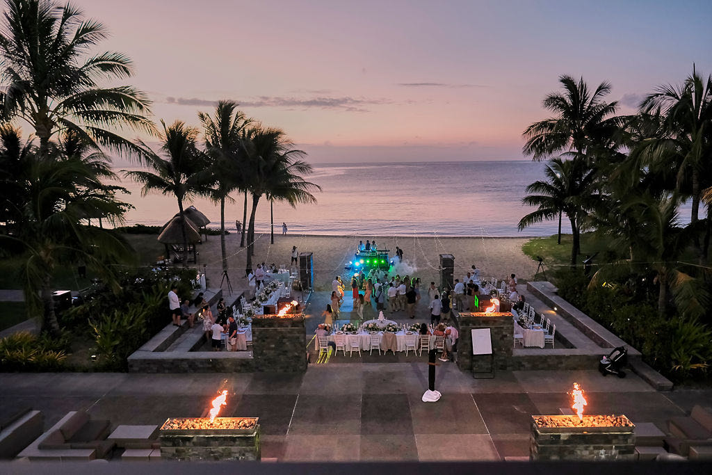 InterContinental Fiji Golf Resort & Spa Weddings by Zoomfiji - Header Image