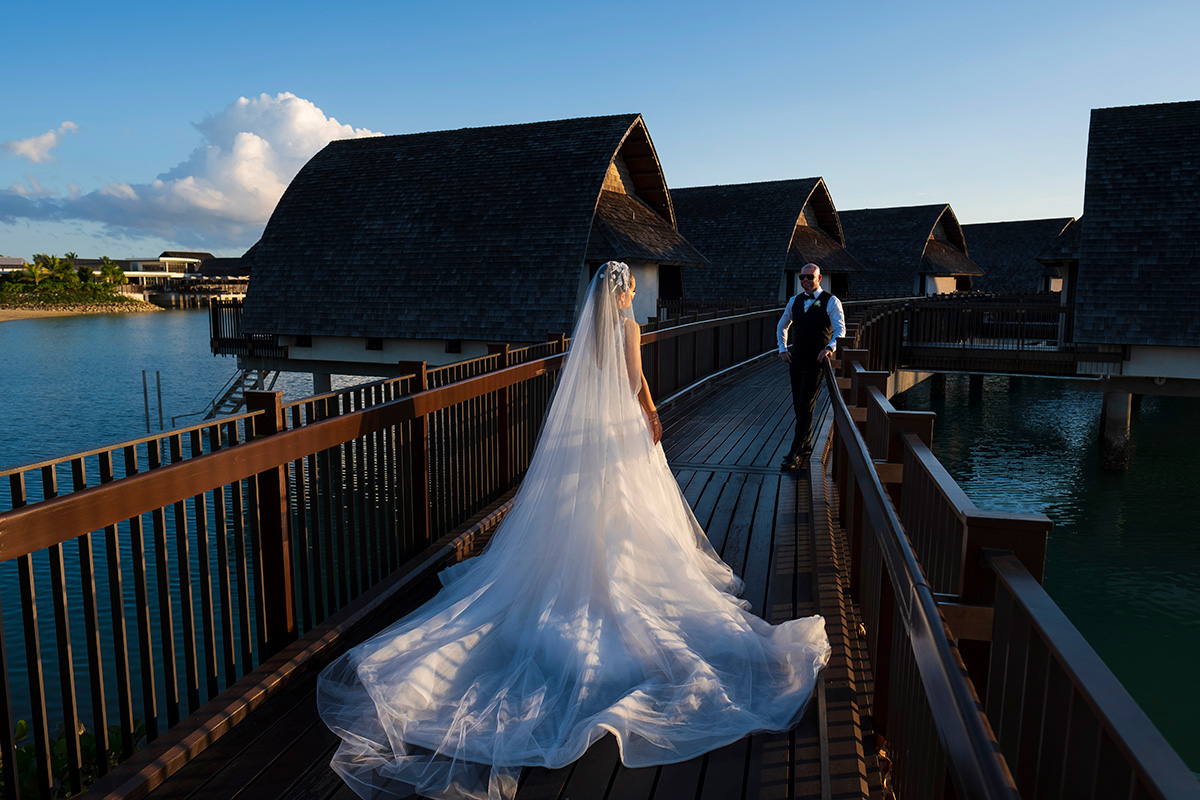 Fiji Marriot Resort Momi Bay Wedding – Samantha & Troy - Header Image