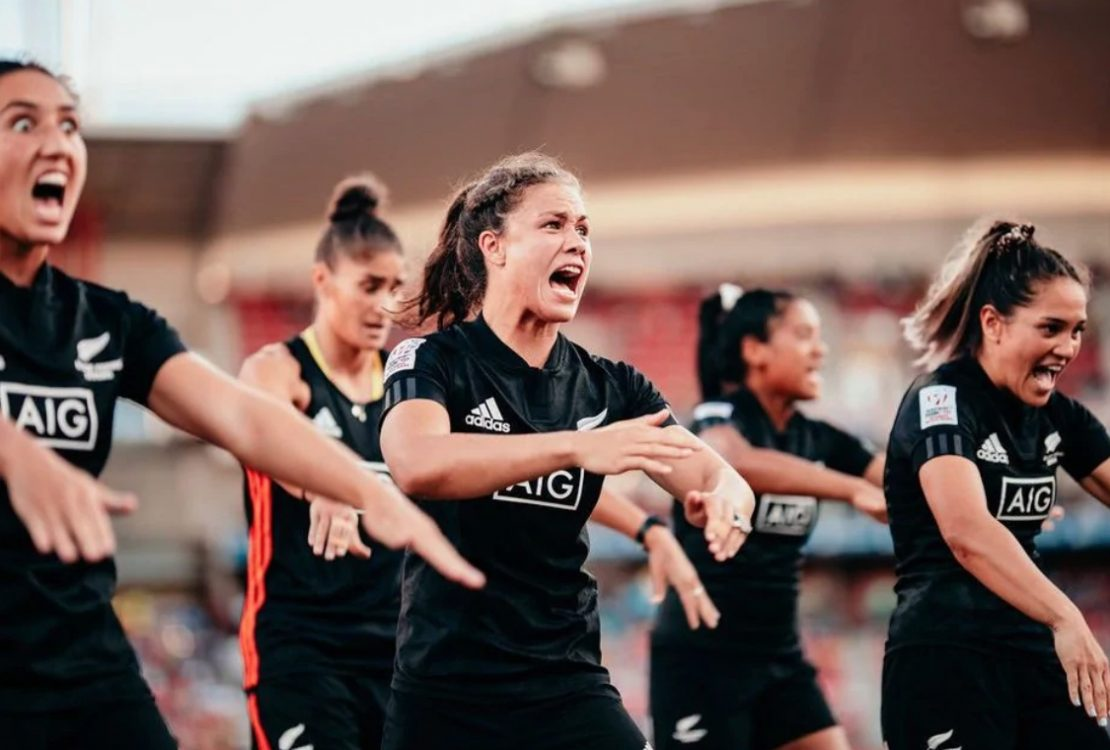 Ruby Tui – From childhood adversity to star of the best women's rugby team in the world - Teaser Image