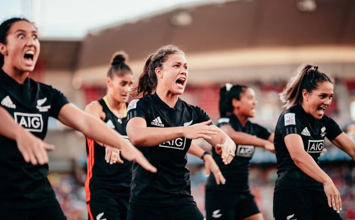 Ruby Tui – From childhood adversity to star of the best women's rugby team in the world - Header Image
