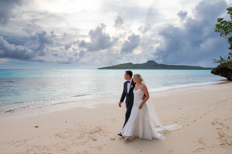 Katy & John: Vatuvara Private Islands - Header Image